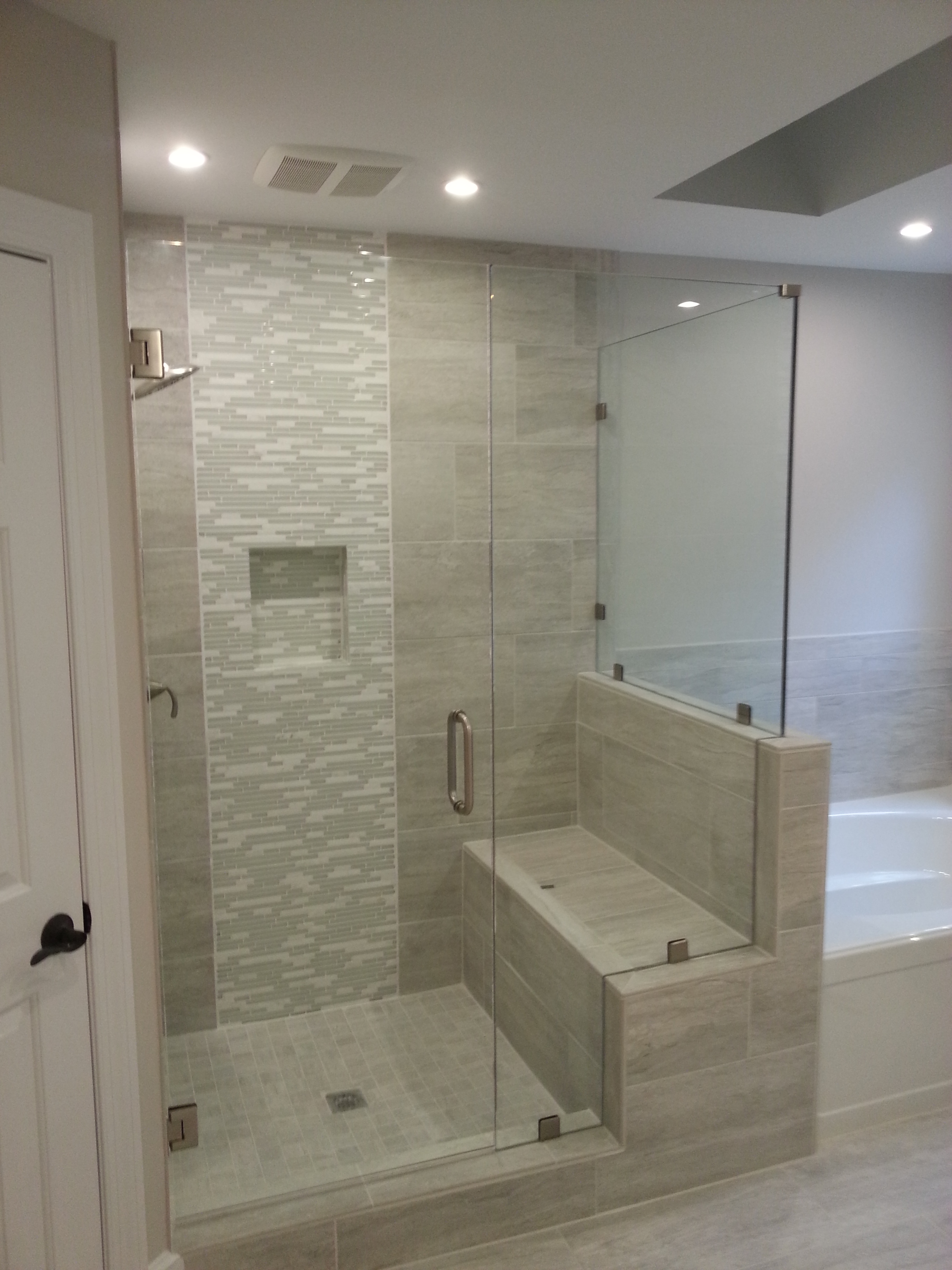 Shower Amp Tub Enclosures Storefront Glass Door And More